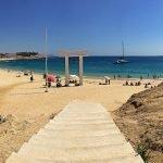 Chileno Beach and Bay. Playa Chileno, 2016