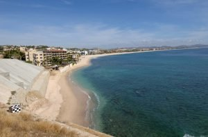 Costa Azul Beach, San Jose del Cabo 2014