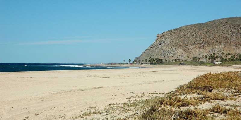 Playa El Pescadero