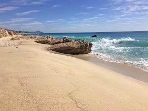 El Tule Beach, Playa El Tule, Cabo San Lucas, February 2016
