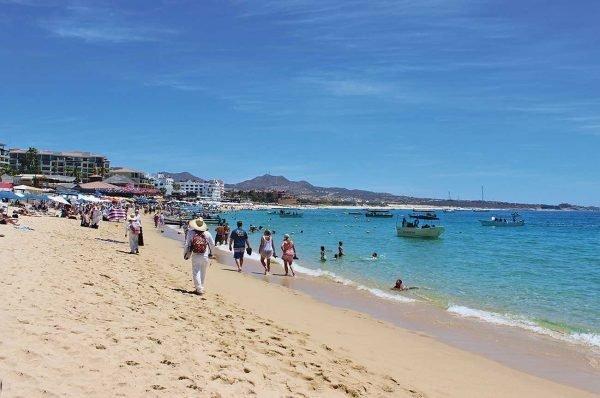 Medano Beach Cabo San Lucas 2016