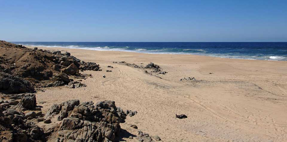 Playa Km 96 Migrino