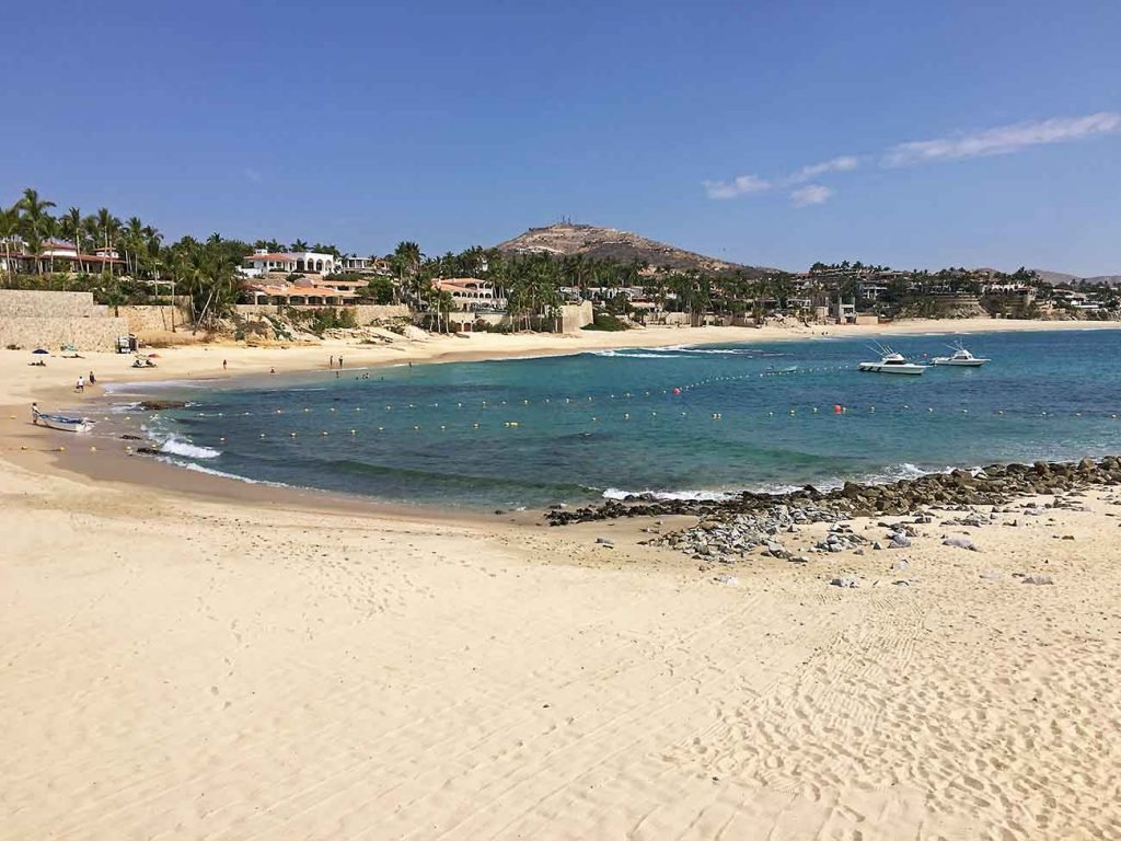 Palmilla Beach, Playa Palmilla, San Jose del Cabo, May 2016 Blue Flag Beach