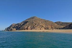 Playa Coral Negro, Cabo San Lucas, 2014
