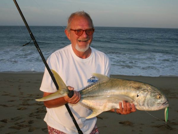 Surf fishing cabo san lucas beaches for Rooster fish cabo